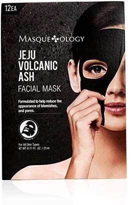 Ash Masqueology Jeju Volcanic Facial Mask