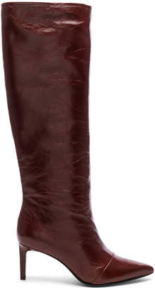 Rag & Bone Leather Beha Knee High Boots