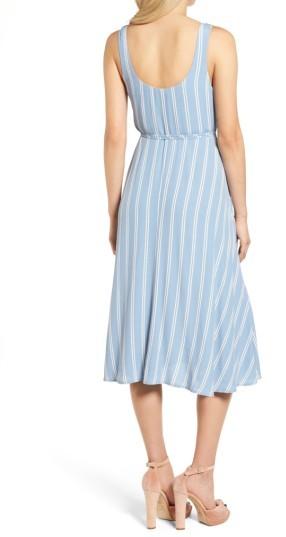 Women's Privacy Please Wilson Wrap Midi Dress 3