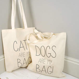 Tailored Chocolates and Gifts Tote Bag For Dog/Cat Lovers