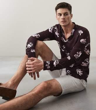 Reiss Balleter Floral Printed Shirt