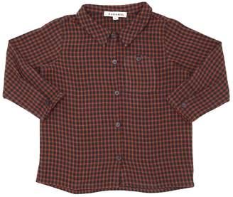 Plaid Light Flannel Shirt