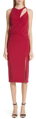 Cushnie et Ochs Twist Pencil Dress