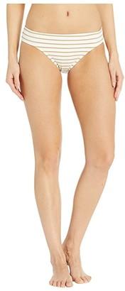 Lauren Ralph Lauren Lurex Stripe Hipster Bottoms