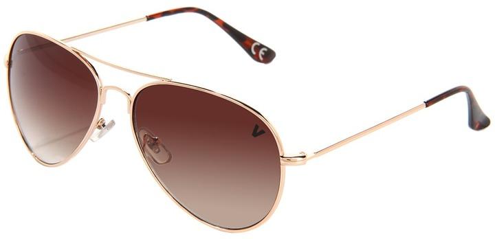 Vans Hangar Sunglasses (Gold) - Eyewear