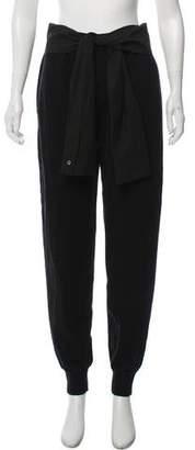 Alexander Wang High-Rise Skinny Knit Pants