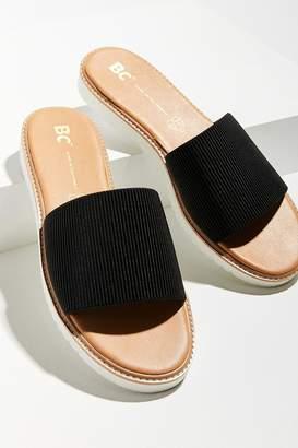 BC Footwear Cotton Candy Elastic Slide