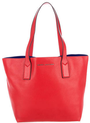 Marc JacobsMarc Jacobs Leather Wingman Tote w/ Tags