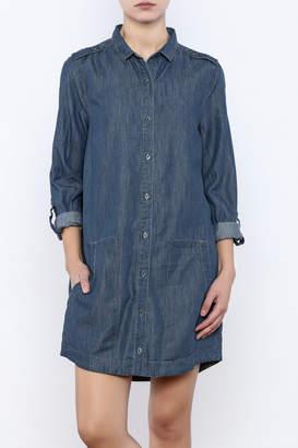 BB Dakota Button Down Jean Dress