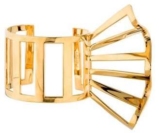 Arme De L'Amour Winged Cuff Bracelet