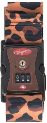 Olympia TSA 3-Dial Luggage Strap