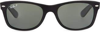 Ray-Ban Traditional black frame wayfarer sunglasses RB2132 52