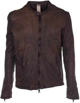 Giorgio Brato Slim Biker Jacket