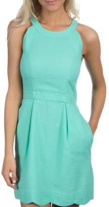 Ralph Lauren James Landry Seersucker Dress