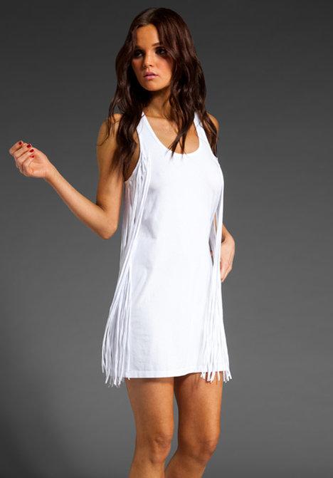 Nightcap Fringe Dress