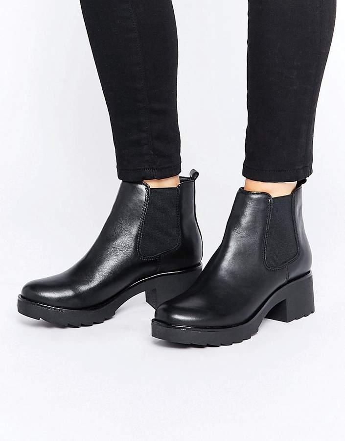 AldoALDO Manuan Chunky Leather Chelsea Boots