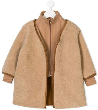 Bobo Choses oversized sheep coat
