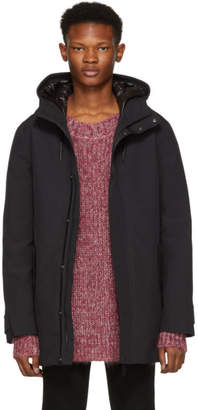 Mackage Black Faris Frost Touch Down Jacket