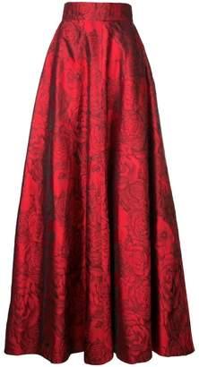 Bambah jacquard princess skirt