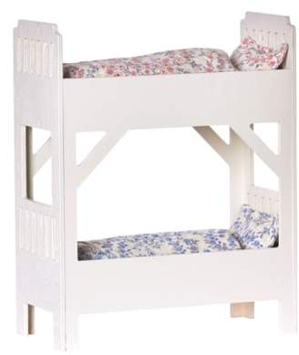 Maileg Small Wooden Doll Bunk Bed