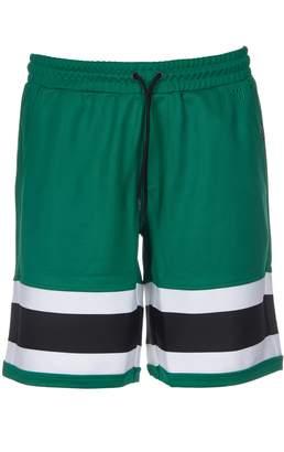 Ami Alexandre Mattiussi Striped Track Shorts