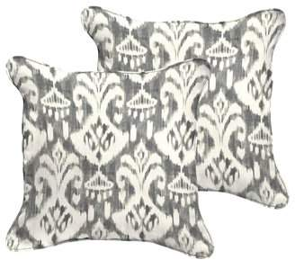 Fleur De Lis Living Jenifer Reagan Indoor/Outdoor Throw Pillow