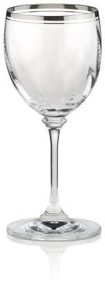 Mikasa Crystal Wine Glass