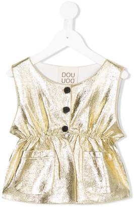 Douuod Kids buttoned top