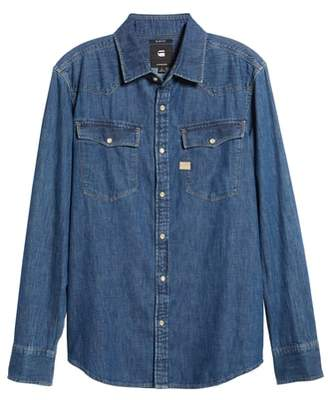 G Star Utility HA Denim Shirt