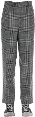 Lc23 Galles Pleated Wool Pants