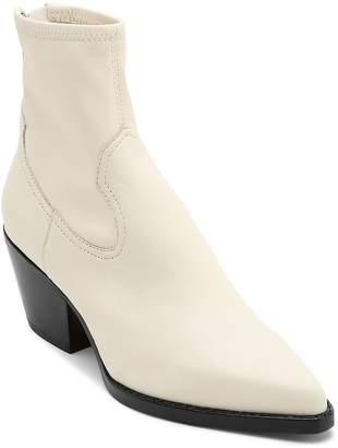 Dolce Vita Women's Shanta Leather Western Booties