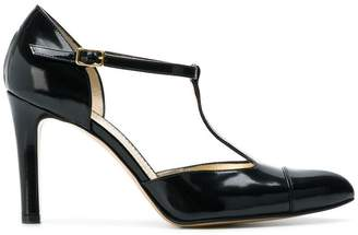 Antonio Barbato T-bar strap pumps