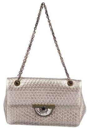 Judith Leiber Embellished Convertible Handle Bag