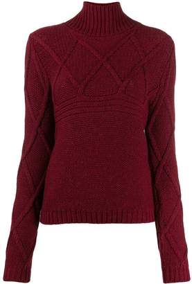 Eleventy turtle-neck sweater