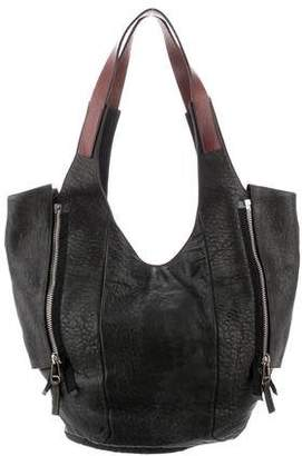 Celine Grained Leather Tote