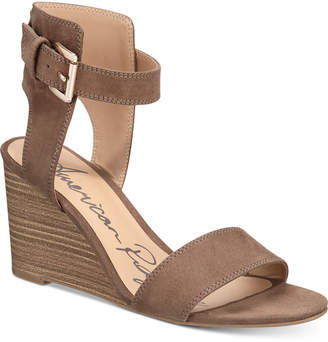 American Rag Aislinn Wedge Sandals, Created for Macy's Women's Shoes