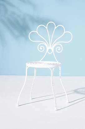 Anthropologie Filigree Indoor/Outdoor Chair