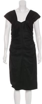 Robert Rodriguez Sleeveless Midi Dress