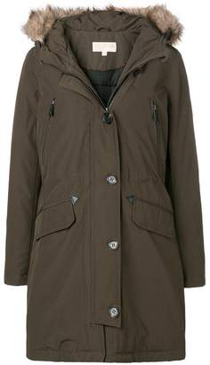 MICHAEL Michael Kors hooded parka