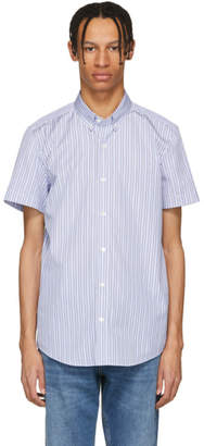 Harmony Blue and White Striped Camden Shirt