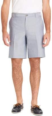 Izod Big & Tall Newport Classic-Fit Oxford Stretch Shorts