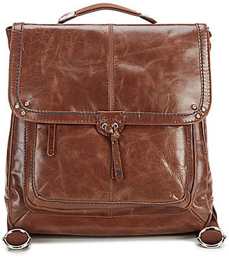 The Sak Ventura Messenger Backpack $109 thestylecure.com