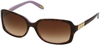 Ralph Lauren Ralph by Women's Plastic Woman Rectangular Sunglasses