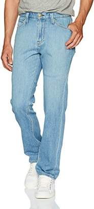 Agave Men's Relaxed Fit Bixby Ranch Flex Zip Fly 5 Pocket
