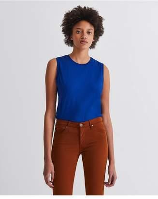 AG Jeans The Ashton Muscle Tank - Egyptian Blue