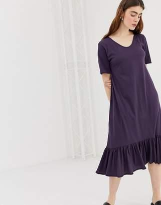 Building Block Kowtow Organic Cotton Midaxi Dress