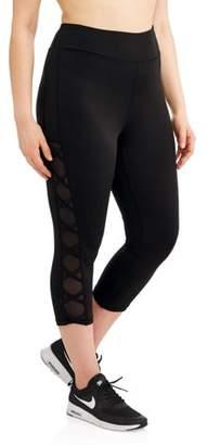 Active Women'S Plus Criss Cross Legging