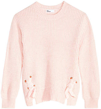 Epic Threads Big Girls Lace-Up Sweater