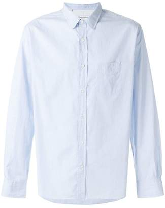 Officine Generale button up shirt
