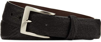W.KLEINBERG W. Kleinberg Men's Sharkskin Belt